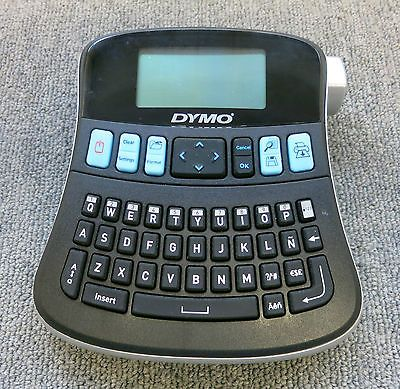 Dymo S0784440 LabelManger 210D Desktop Label Maker Qwerty Keyboard