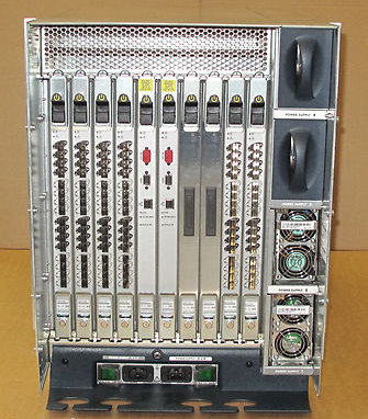 EMC Connectrix 100-624-001 ED-24000B With 2x Power Supplies And 2x Controllers