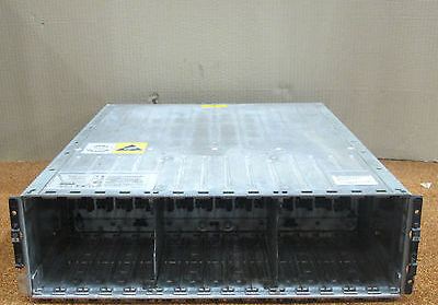 EMC / Dell X1E+ 15 Bay Disk Drive Storage Array W/ 2 Controllers 005048494 W4572