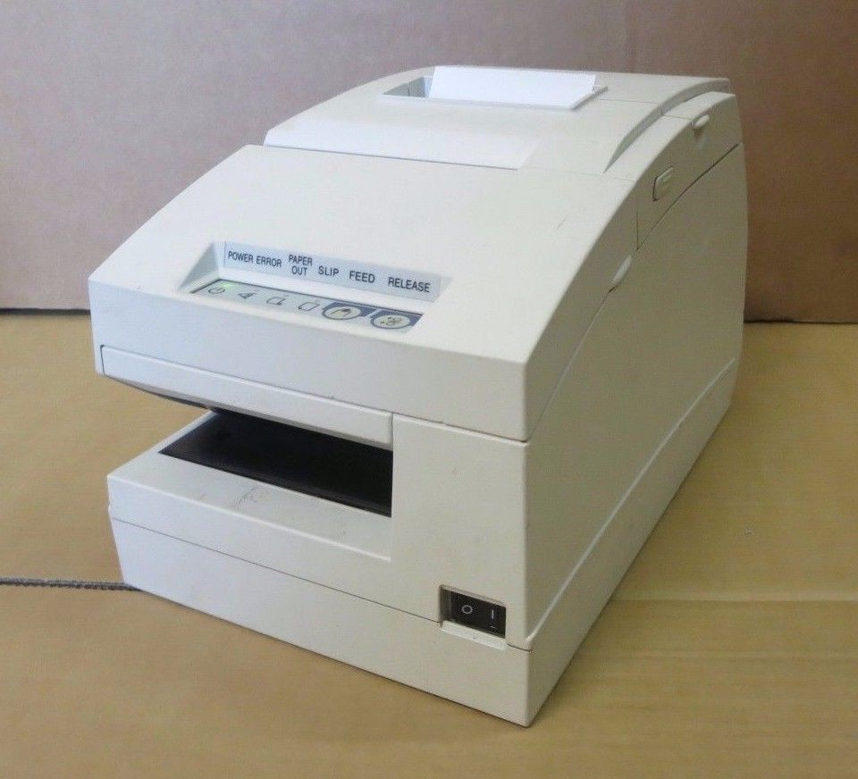 EPSON TM-H6000 M147A DRIVERS DOWNLOAD FREE