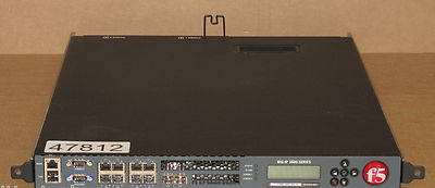 f5 Big-IP 3600 Global Traffic Manager Network Load Balancer 200-0293-05