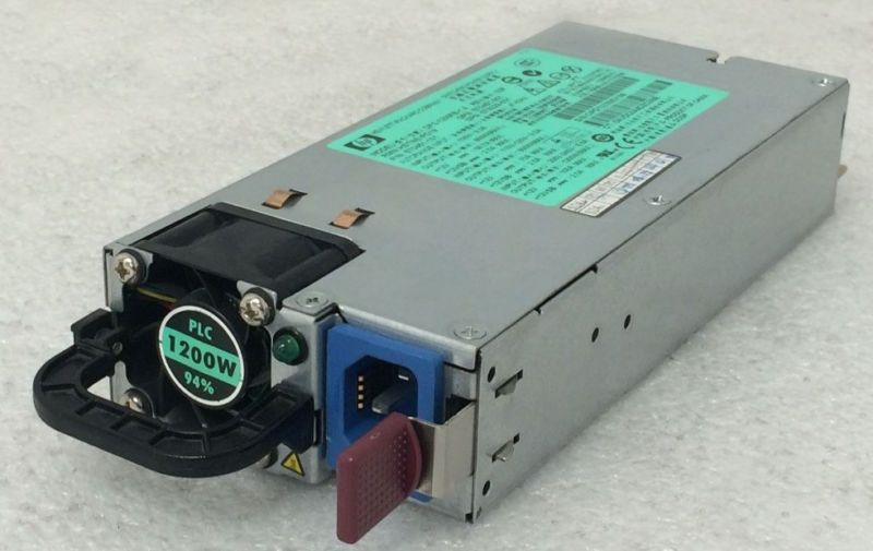 HP 579229-001 1200W Switching Power Supply HSTNS-PD19 DPS-1200FB-1 A