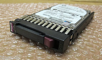 "HP - 2.5"" SAS 15K 72GB, Dual Port, DP - Hot-Plug Hard Drive, HDD - 512743-001"