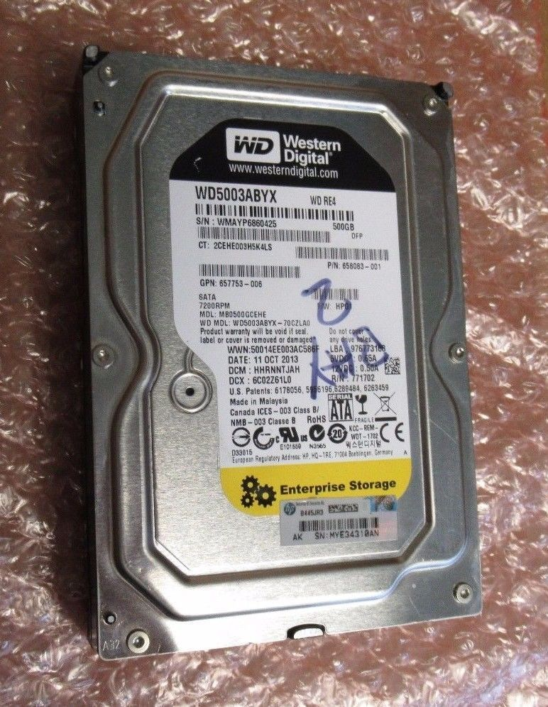 WD5003ABYX DRIVERS FOR WINDOWS VISTA