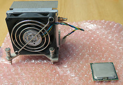 HP - Core 2 Duo 6300 1.86GHz SL9SA Processor Kit For DC7700 Small Form Factor PC
