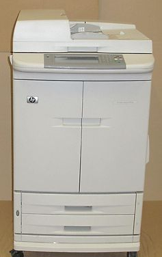 HP LaserJet 9500mfp Laser Copier Photocopier Scanner C8854A In good condition