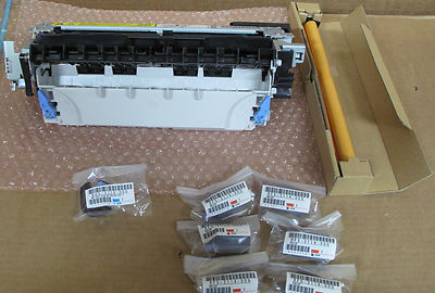 HP LJ4100 Fuser Assembly Unit & Roller Kit RG5-5064,RG5-5295,RF5-3114,RG5-3718