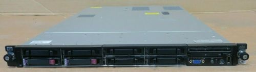 HP Proliant DL360 G7 2x Xeon E5620 2.4GHz 24GB Ram 1168GB HDD 256MB Cache Server