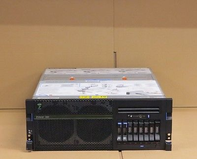 IBM pSeries Power 740 Server 8205-E6B  SIX-CORE 3.72GHz Processor, 64Gb, + Extra Spec