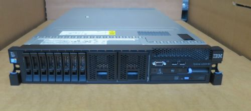 IBM System x3650 M3  2 x Xeon Six Core X5670 2.93GHz 72GB RAID 2u Rack Server