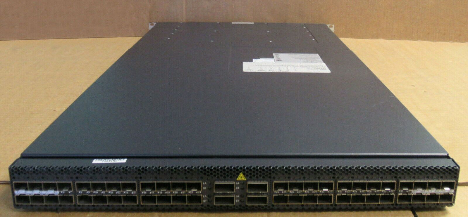 Juniper Networks QFX3500-48S4Q-E L3 1U 48x 10GB SFP 4x QSFP Ports Managed  Switch
