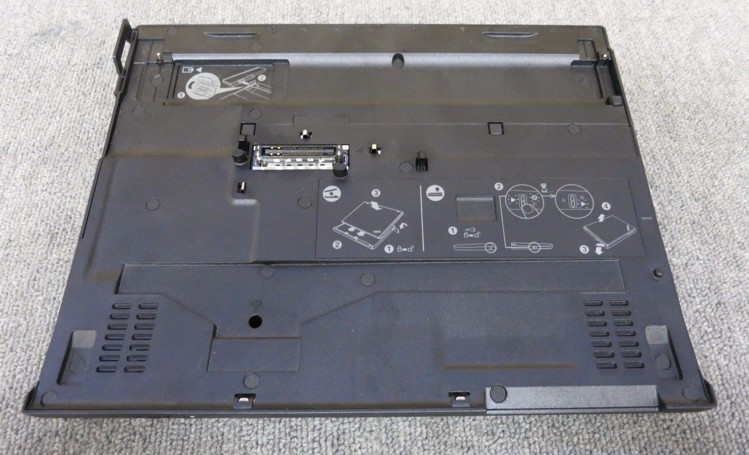 Lenovo Thinkpad 44C0554 42X4963 X200 X201 Ultrabase Docking Station