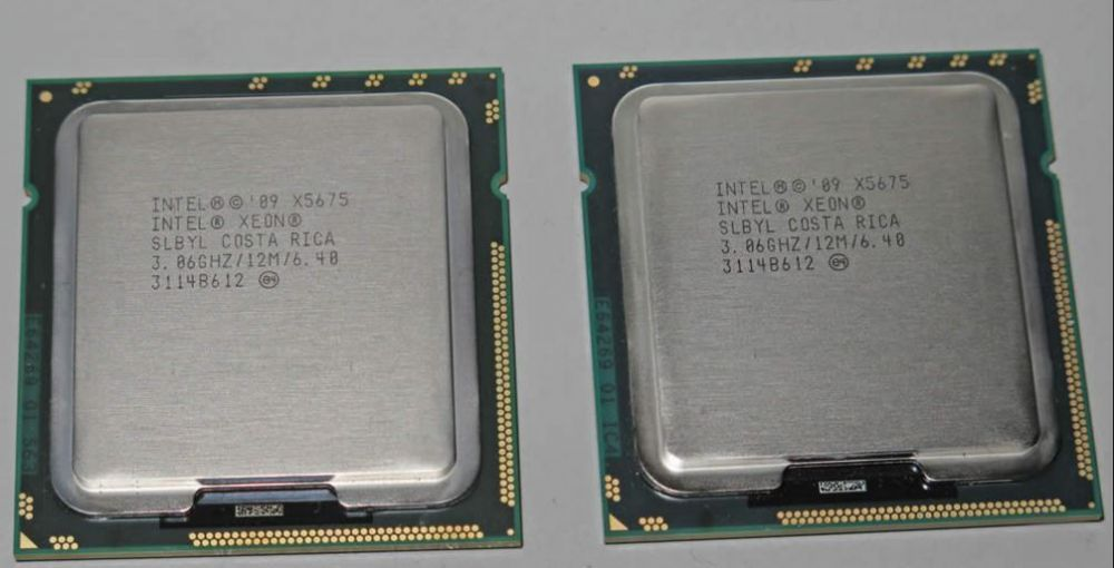 SLBYL INTEL XEON X5675 3.06GHZ SIX CORE 12MB LGA 1366 PROCESSOR
