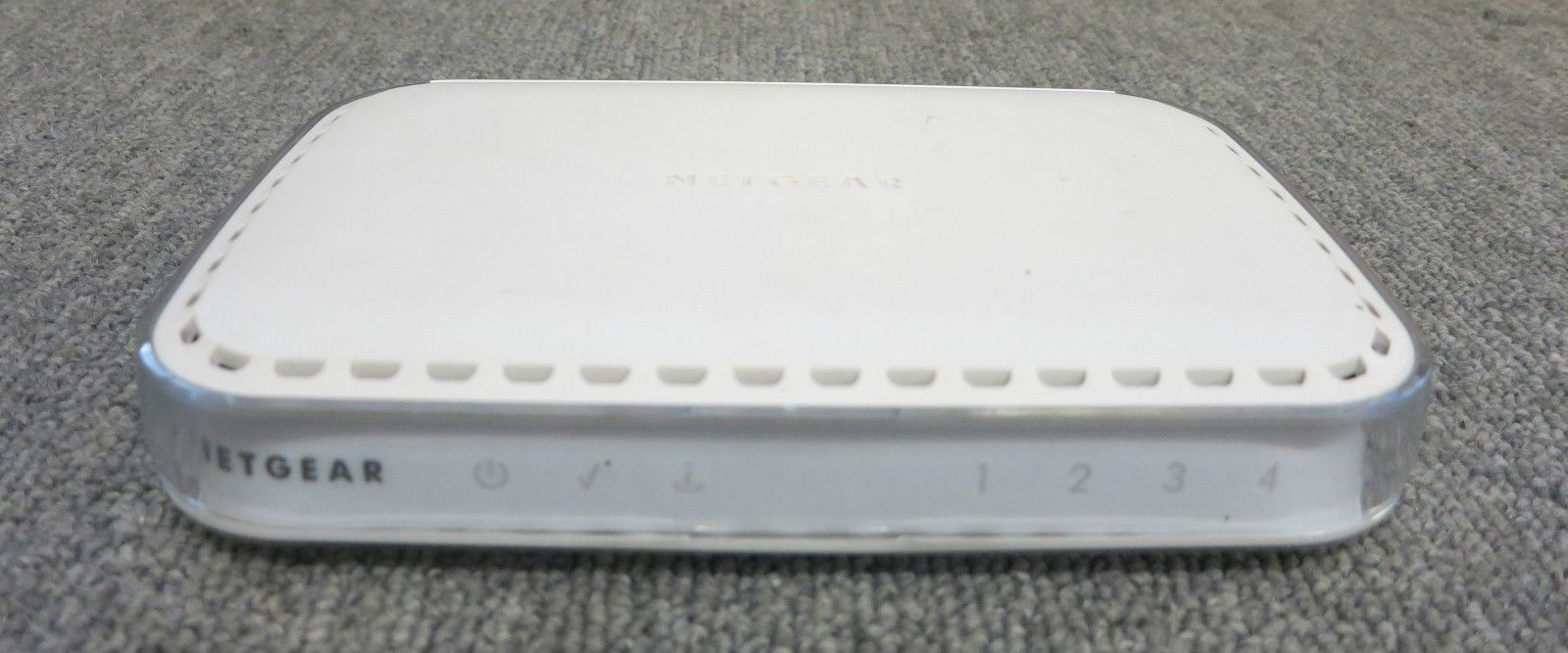 Netgear DG834 V2 Wired ADSL Firewall Router with 4-port Switch No AC ...