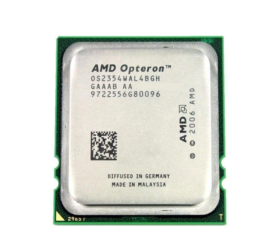 New Amd Opteron 8356 Quad Core 2 3ghz Socket 1207 Cpu Processor 0s8356wal4bgh