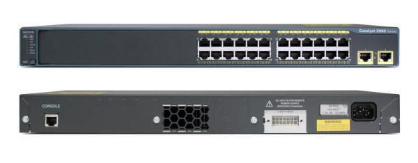 New Cisco 24 Port Ws C2960 24tt L Catalyst 2960 Series