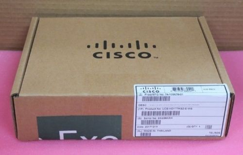 "New Retail Cisco UCS-HD1T7KS2-E 1TB 7.2k 2.5"" SAS Enterprise HDD 9RZ268-175"