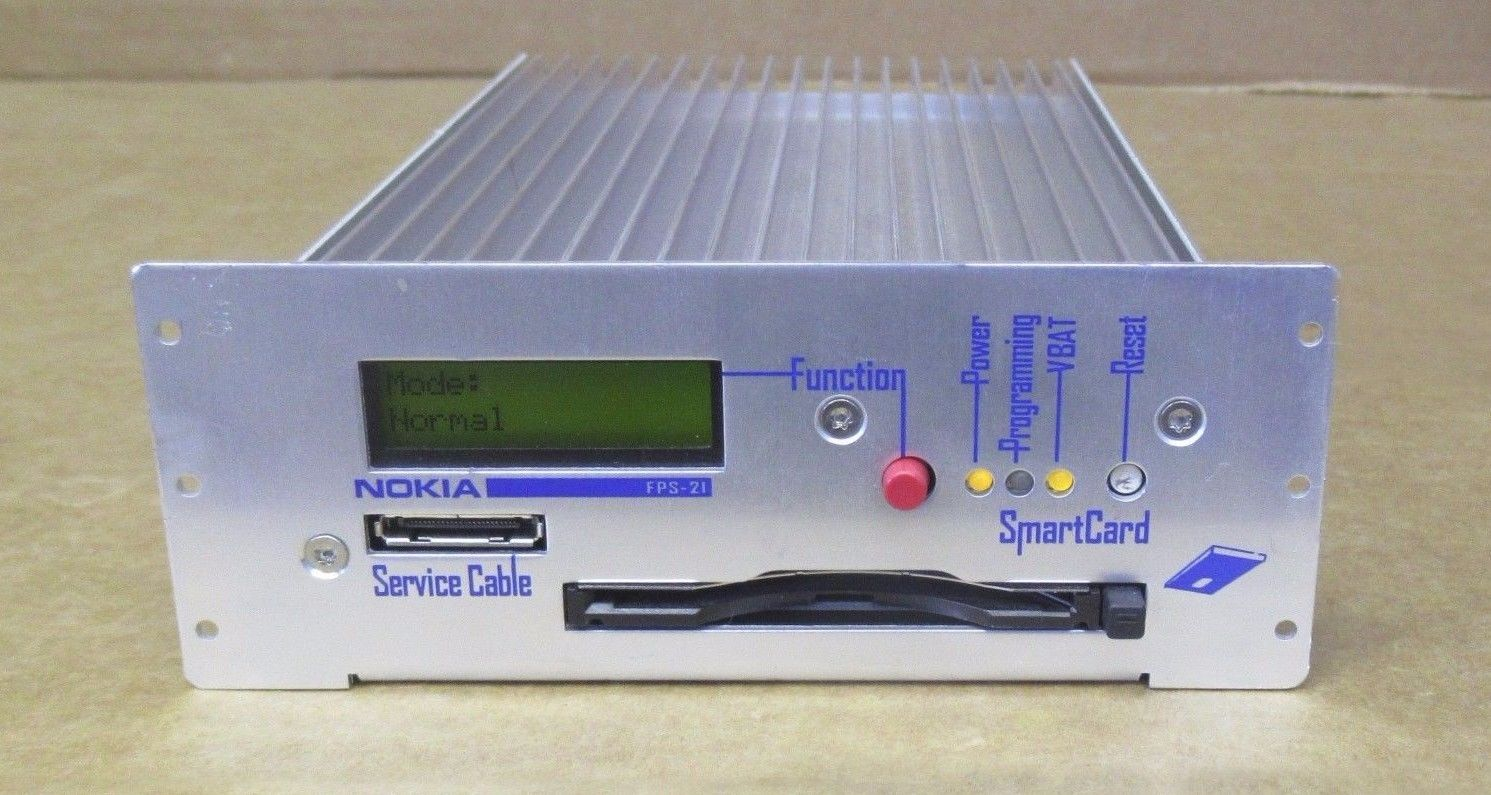 Nokia FPS-21 4GB Flash Prommer Programmer Service Firmware Tool 12V