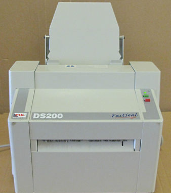 PHL DS200 FastSeal Electric A4 Document Sealer, Packing & Posting Equipment