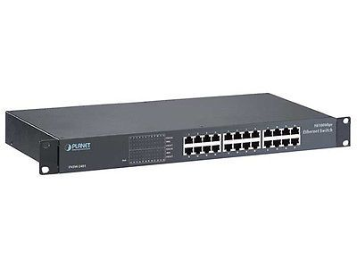 Planet FNSW-2400S 24 port fast ethernet Smart Switch