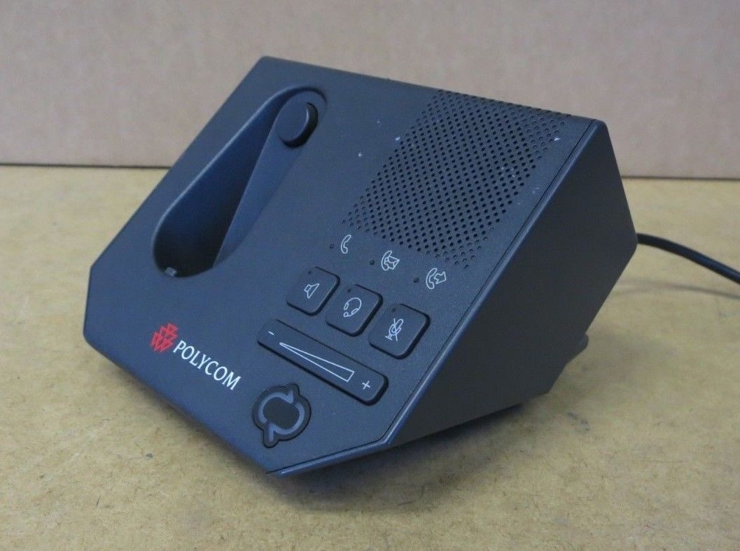 Polycom CX200 IP VoIP Phone Microsoft Lync 2200-31000-025 USB Phone