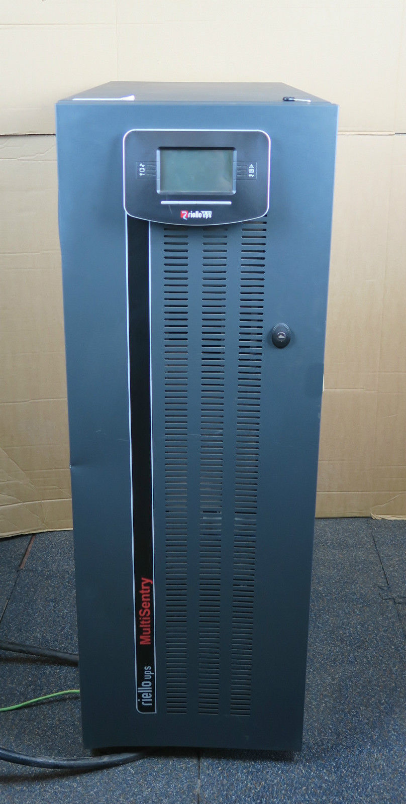 Riello Multi Sentry MST 40-T4 - 40kVA MST UPS T4 Uninterruptible Power  Supply