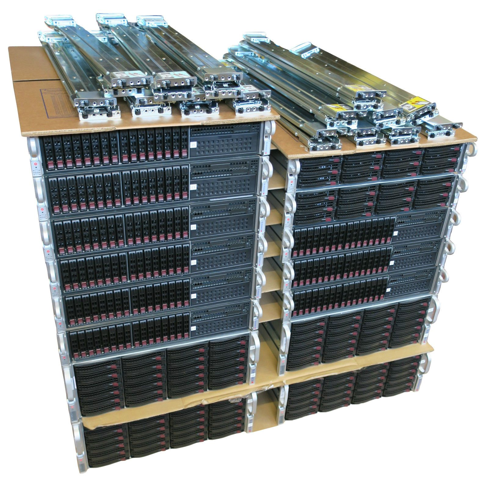 Supermicro 336TB High Specification Fast Storage System - new in January  2015